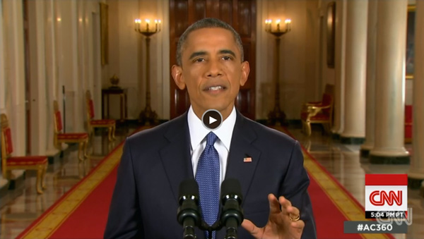 President Obama Orders An Immigration Overhaul