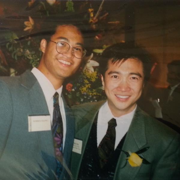 Romben Aquino & J Fong - 1994