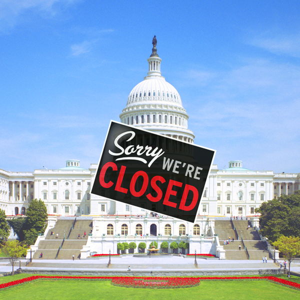 United States Government Shutdown 2013
