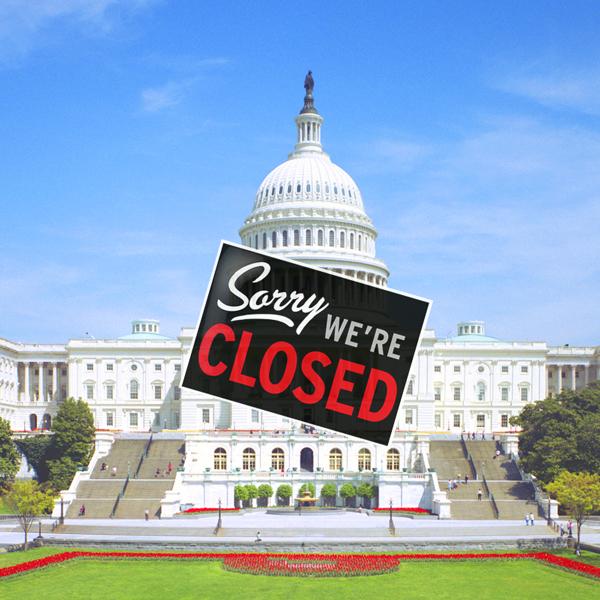 United States Government Shutdown 2013